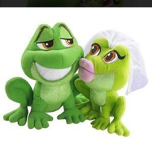 "Disney Princess set - ""The Princess and the Frog"""
